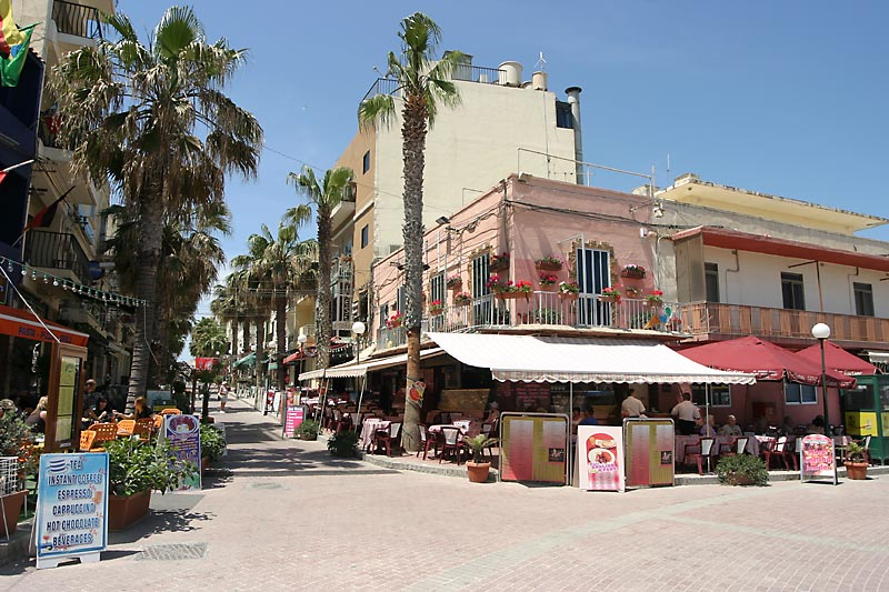 Bugubba Square and Restaurants