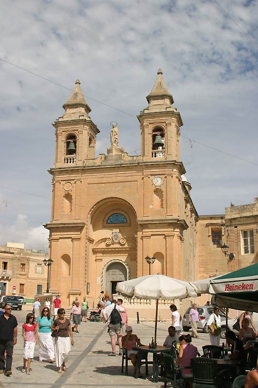 Marsaxlokk Parish Church