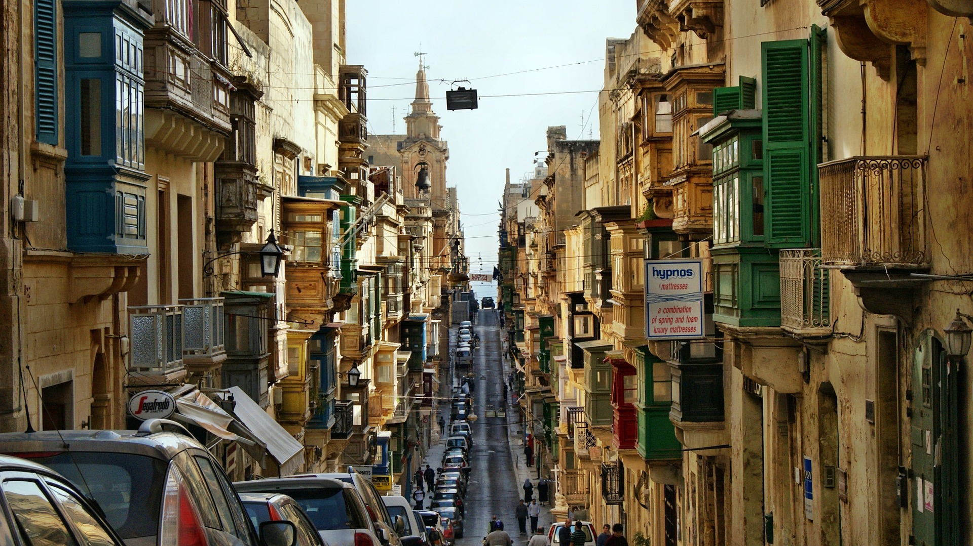 Republic Street Valletta